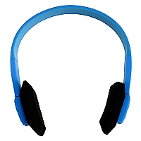 Audifono Dj Slims Azul Eléctrico