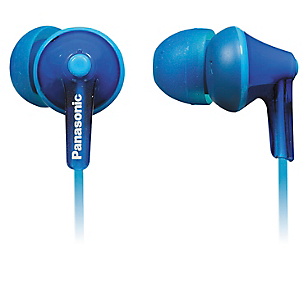 Audífonos con Control RP-TCM125PPA Azul