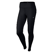 Calza Running Mujer Dri-FIT Epic Run Negra