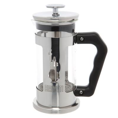 CAFETERA PRESION 0.35 LTS. ACERO INOX.