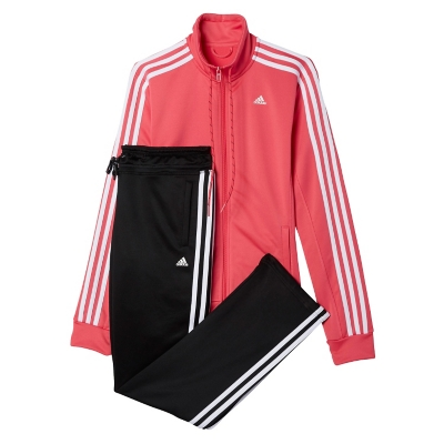 Buzo Completo Track Suit Rosado
