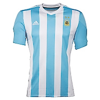 Camiseta Local Selecci�n Argentina 2015-2016 Adulto
