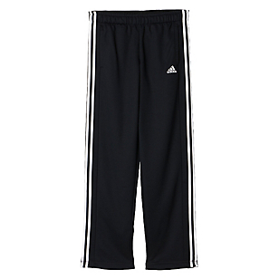Pantalón de Buzo Essentials 3 Tiras Hombre Negro