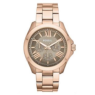 Reloj  Metal - Dama Dorado AM4533