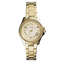 Reloj  Metal - Dama Dorado AM4577