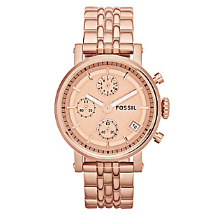 Reloj  Metal - Dama Rose ES3380