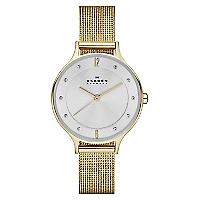 Reloj  Metal - Dama Dorado SKW2150