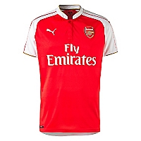 Camiseta Replica Local Arsenal Adulto