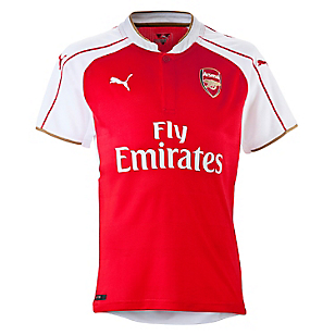 Camiseta Niño Local Arsenal 2015-2016