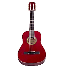 Guitarra Cl�sica Roja MGN01