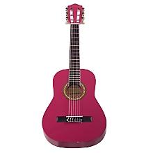 Guitarra Clásica Rosada MGN01