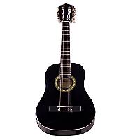 Guitarra Clásica Negra MGN01