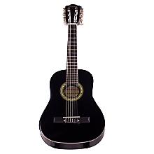 Guitarra Cl�sica Negra MGN01