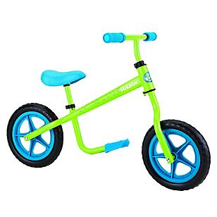 Balance Bike Verde