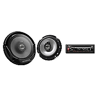 Radio para Autos + Parlante