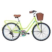 Bicicleta Aro 26 City Avenue Lim�n