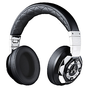 Audífonos Over-Ear Icon Chrome Negro/ Cromo