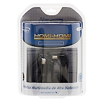Cable HDMI 3 metros Flat