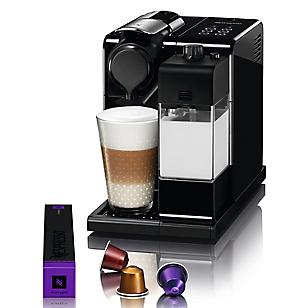 Cafetera Nespresso Lattissima Touch Black
