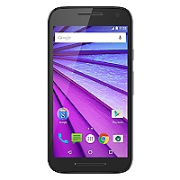 Smartphone Moto G 3era Generaci�n Negro Liberado