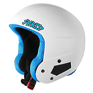 Casco Brain Bucket Blanco