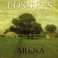 Vinilo Los Tres Arena