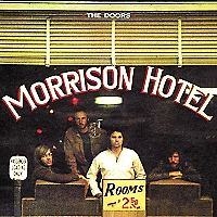 Vinilo The Doors Morrison Hotel