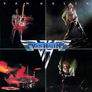 Vinilo Van Halen