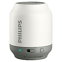 Parlante BT25W Bluetooth Blanco