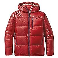 Parka Fitz Roy Down Jacket Hombre Rojo
