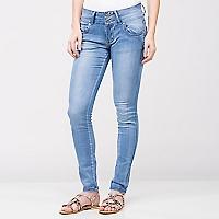 Jeans Mujer  Pretina Ancha