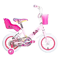 Bicicleta Aro 12 Rosada