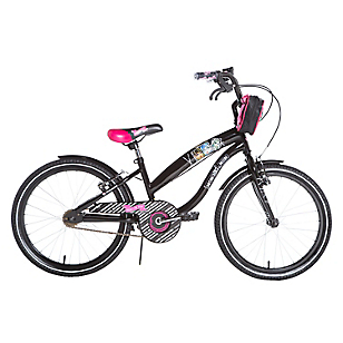 Bicicleta Aro 20 Negra