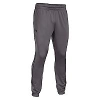 Pantalón UA Relentless Warm-Up Tapered Leg Gris