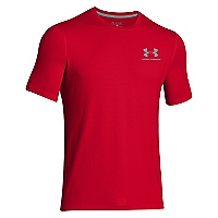 Polera CC Left Chest Lockup Roja