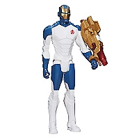 Figura Titan Light Iron Man