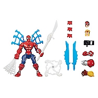Figura acci�n Hero Masher Spi Man