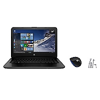 Notebook Intel Celeron 2GB RAM-500GB DD 14