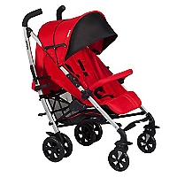 Coche Paseo City Rm159 Stiching Red
