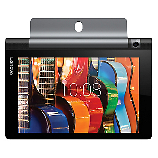 Tablet Yoga 3 Quad Core 1GB RAM WiFi Negro 8