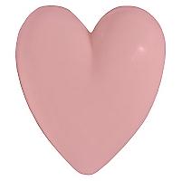 Jabón Corazón Rosado 64 gr