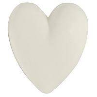 Jabón Corazón Blanco 64 gr