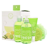 Set Gourmet This is Fresh Aroma de Verbena