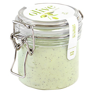 Crema Exfoliante Olive 195 gr