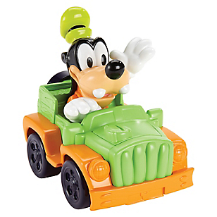 Goofy Vehículo Verde