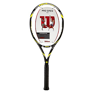 Raqueta de Tenis Pro Open 100 Tns