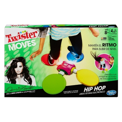 Twister Moves Hip Hopscotch