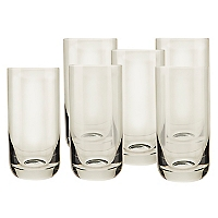 Set 6 Vasos Smoky