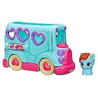First Friends Pinkie Pie Party Bus