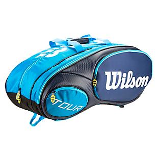 Bolso Mini Tour 6 Pack Azul